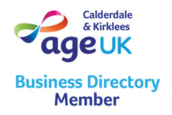 Proudly listed on the Age UK local Business Directory